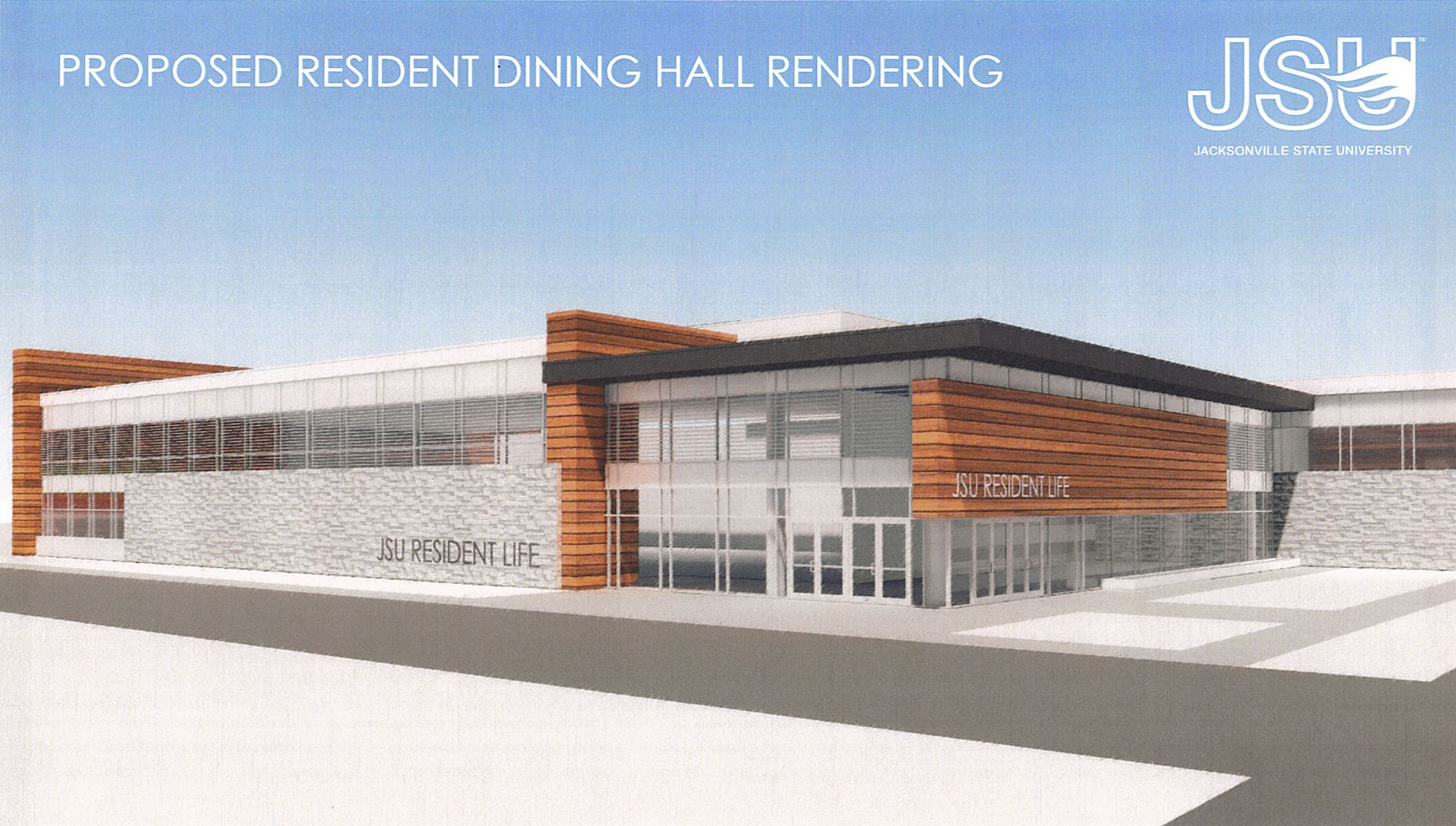 Proposed Dining Hall