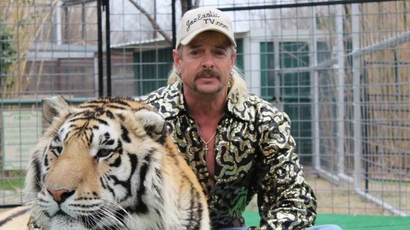 'Tiger King: Murder, Mayhem and Madness' is a Netflix documentary that details the life of zookeeper Joe Exotic. (Courtesy of Handout)