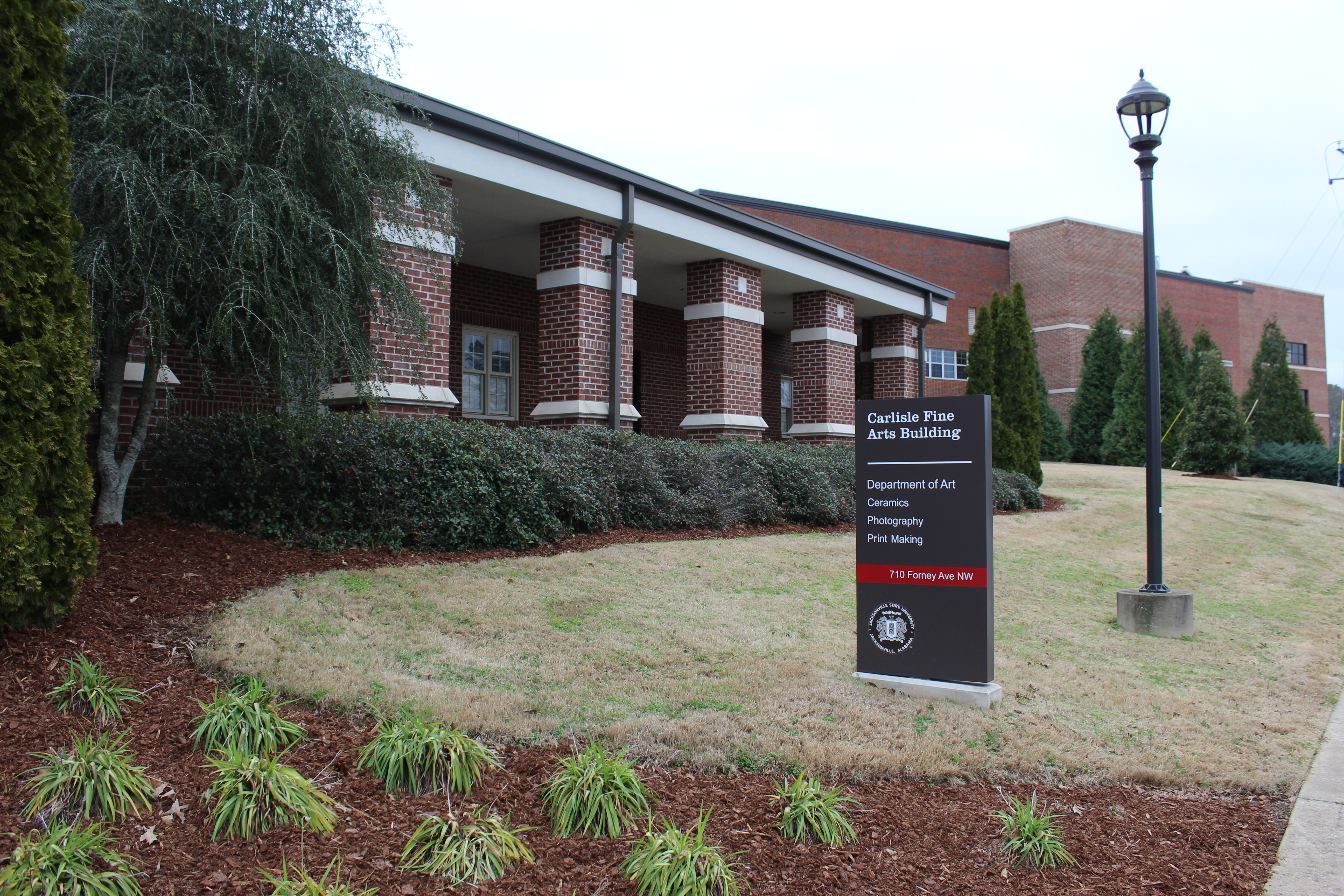 The School of Arts and Humanities are among other schools at JSU to have their own reopening plan. (Scott Young/The Chanticleer)