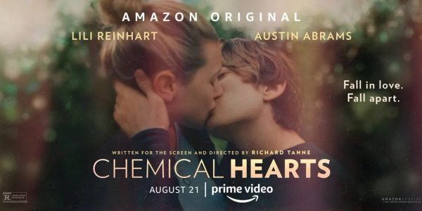 Chemical Hearts received a 55% on Rotten Tomatoes. (Courtesy of flickeringmyth.com)