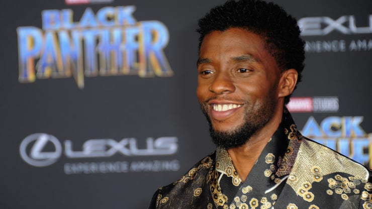 Chadwick Boseman dies of cancer at age 43. (Albert L. Ortega/Getty Images)