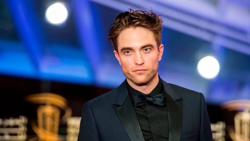 Robert Pattinson, pictured, tests positive for COVID-19, prompting Warner Bros. to halt production of 'The Batman', of which Pattinson serves in as the lead role. (Fadel Senna/AFP/Getty Images)