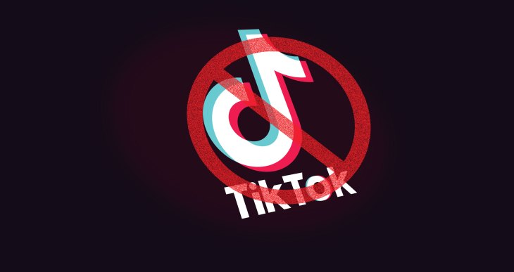 President Trump announced that TikTok would be banned from being downloaded on the app store effective Sept. 20, but was pushed to Sept. 27 with a deal. (Photo courtesy of Tech Crunch)