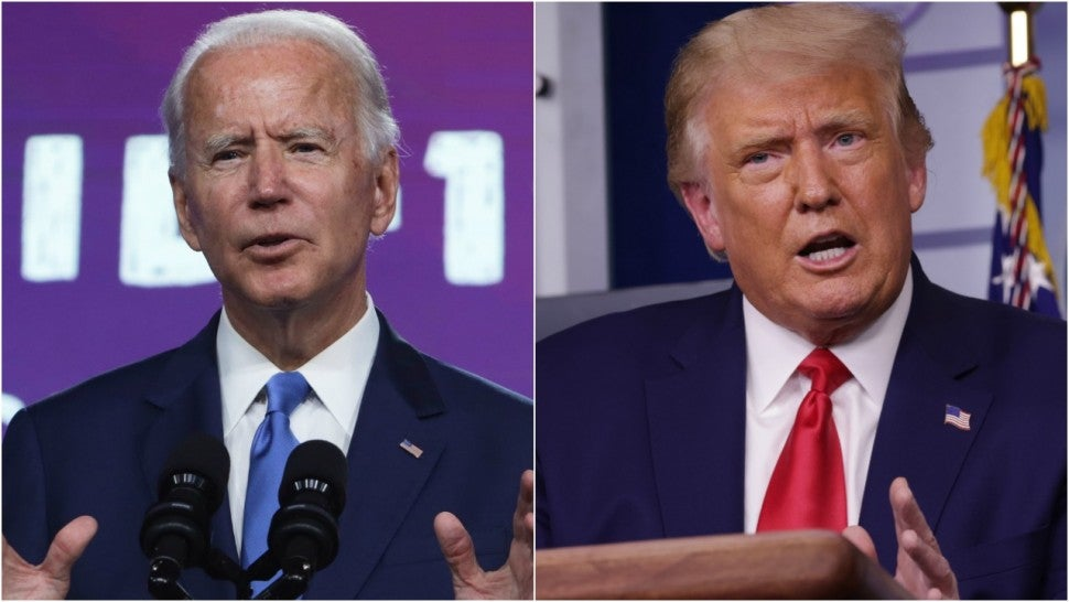 President Trump and former Vice President Joe Biden met in the first Presidential Debate of the year, talking about a wide range of topics and their standpoint on them. (Courtesy of ET Tonight)