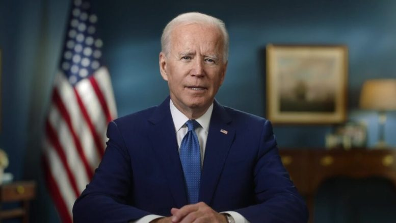 A survey conducted by The Chanticleer saw that 51.2% of JSU students intended to vote for former Vice President Joe Biden in the 2020 Presidential Election. (Courtesy of the Joe Biden campaign)