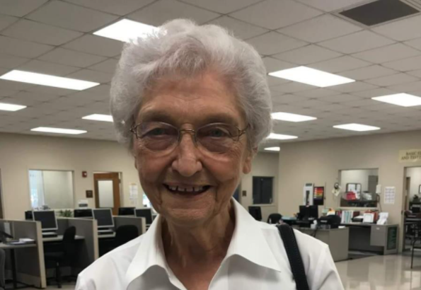 Longtime JSU employee Peggy Key, affectionately known as 'Miss Peggy' by the JSU community, died earlier this week at the age of 86. (Courtesy of K. L. Brown Funeral Home)