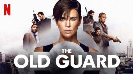 "Correspondent Whitney Ervin reviews the 2020 Netflix original ""The Old Guard."" (Courtesy of Netflix)"