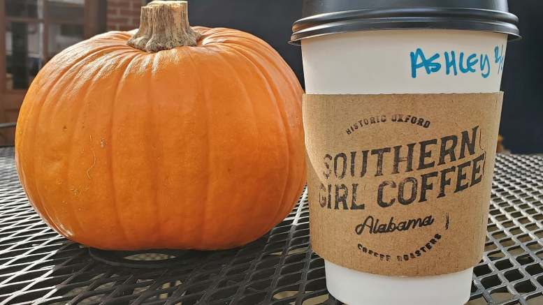 Southern Girl Coffee Company, located in Oxford, is one of Correspondent Ashley Phillips' coffee shop picks. (Courtesy of Alabama Travel)
