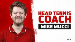 Mike Mucci has been named the JSU tennis head coach for the upcoming spring season. (Courtesy of JSU)