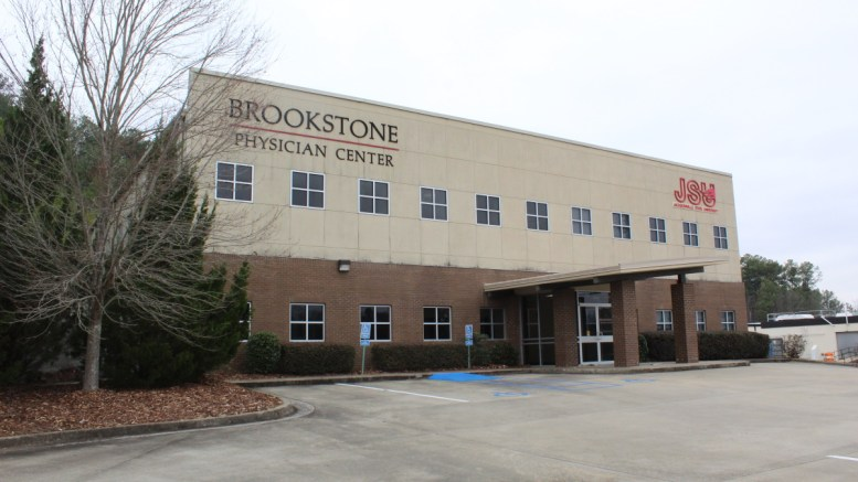 Jacksonville State University approved the purchase of Brookstone Physician Center for $2.6 million and will be a part of the university's South campus, which includes JSU's nursing program. (Scott Young/The Chanticleer)