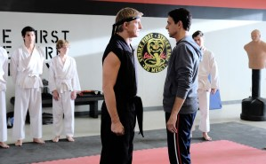 """""""Cobra Kai"""" is a comedy-drama revived by Netflix for a third season. (Courtesy of IndieWire)"""