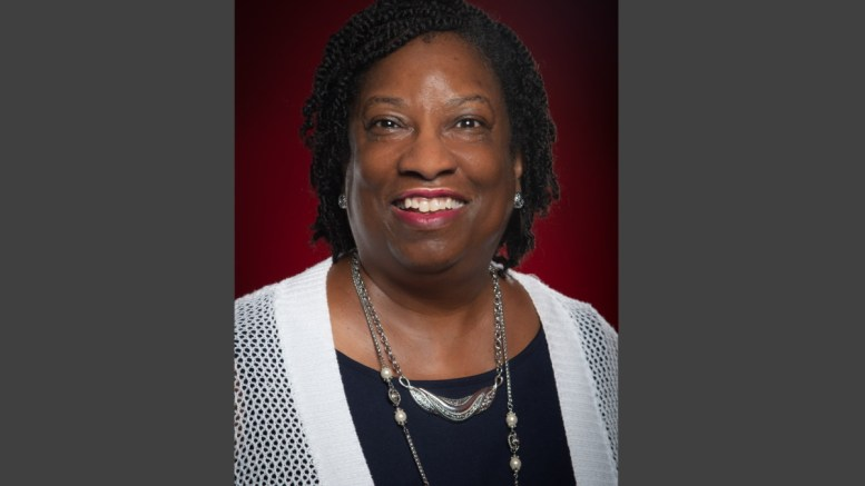 Renée Baptiste, JSU's director of music education, has been named the head of the Department of Music. (Matt Reynolds/JSU)