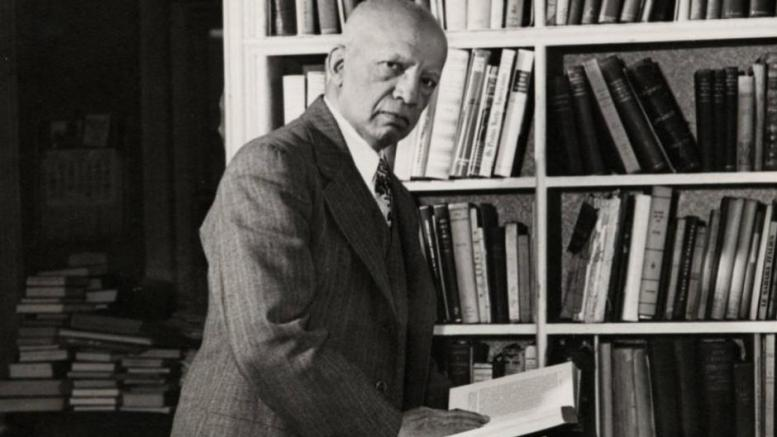 Carter G. Woodson launched Negro History Week in 1926, which later evolved into Black History Month. (Courtesy of NSU Newsroom)