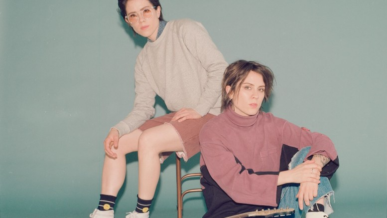 """Correspondent Jada Hester reviews """"Hey, I'm Just Like You"""" by indie duo Tegan and Sara. (Courtesy of Billboard)"""