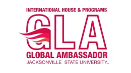 The Global Ambassadors are an organization committed to connecting prospective international students with current students and familiarizing them with campus life. (Courtesy of JSU)