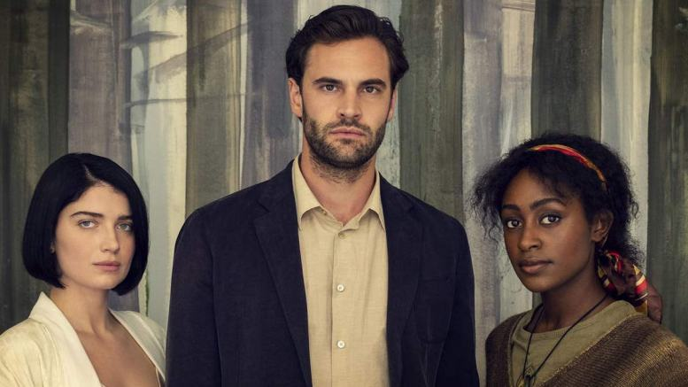"""The psychological thriller """"Behind Her Eyes"""" is a Netflix series about a single mother who enters a world of twisted mind games when she begins an affair with her psychiatrist boss while secretly befriending his mysterious wife. (Courtesy of BT)"""