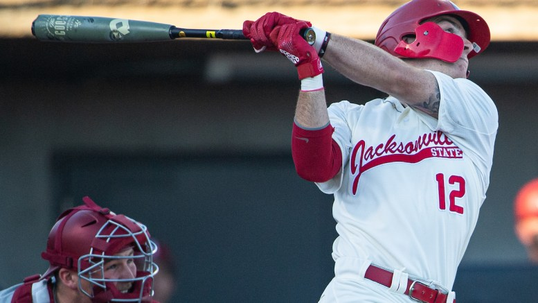The Gamecocks lost to the nationally-ranked Alabama Crimson Tide on Wednesday, March 10, with a final score of 7-2. (Matt Reynolds/JSU)