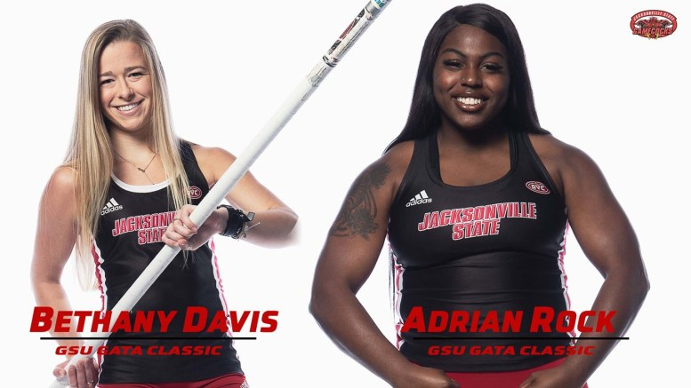 JSU places second in the first outdoor event of the season. (Courtesy of JSU)