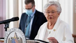 Alabama Governor Kay Ivey announced on Thursday that the state's mask order would end on April 9. (Mickey Welsh/Advertiser)