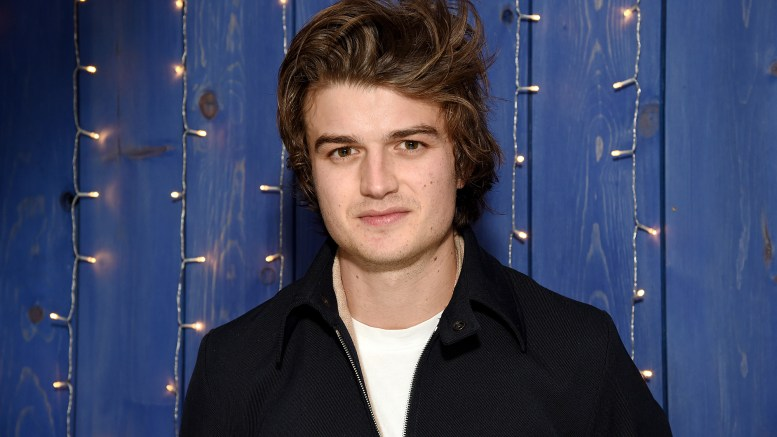 """Joe Keery, pictured, performed the song """"Roddy,"""" a song popular to the social media platform TikTok. (Courtesy of NME)"""