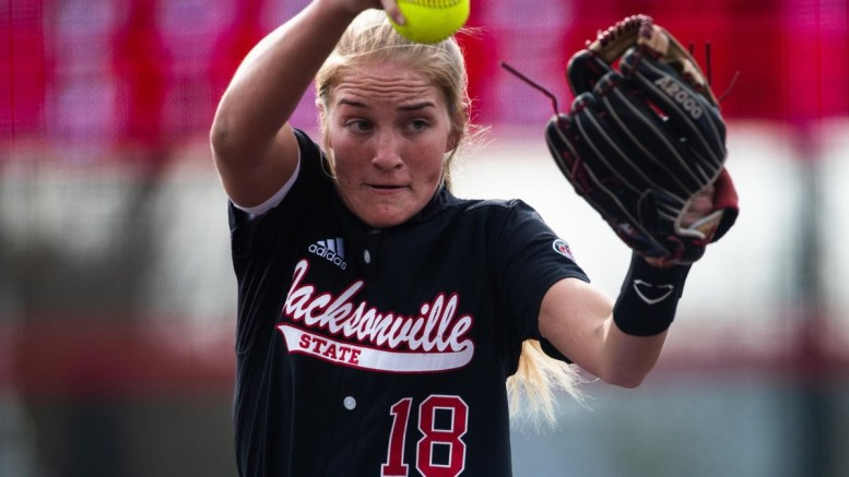 Gamecocks power through to victory in a ten-inning showdown against Middle Tennessee. (Courtesy of JSU)