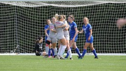 JSU soccer falls to Eastern Illinois, 3-2, in their last road game of the season. (JSU Athletics)