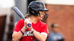 Gamecocks split doubleheader with Tennessee Tech. (Courtesy of JSU)