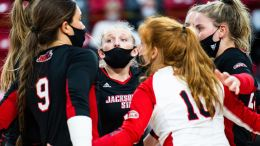 JSU volleyball finishes 15-1 with share of OVC title, heads to OVC tournament. (JSU Athletics)