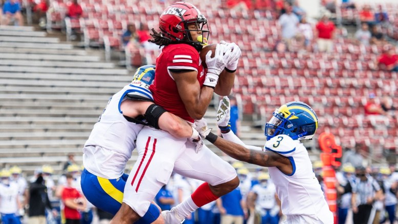 Gamecocks come up short against Delaware as their season comes to a close. (Courtesy of JSU)